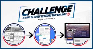 Reto de 7 días para crear tu página web